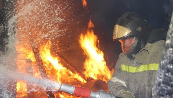 Два десятка вьетнамцев пострадали во время пожара в Подмосковье