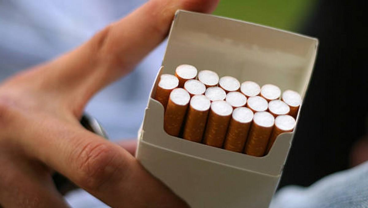 Установлена минимальная цена на пачку сигарет в России