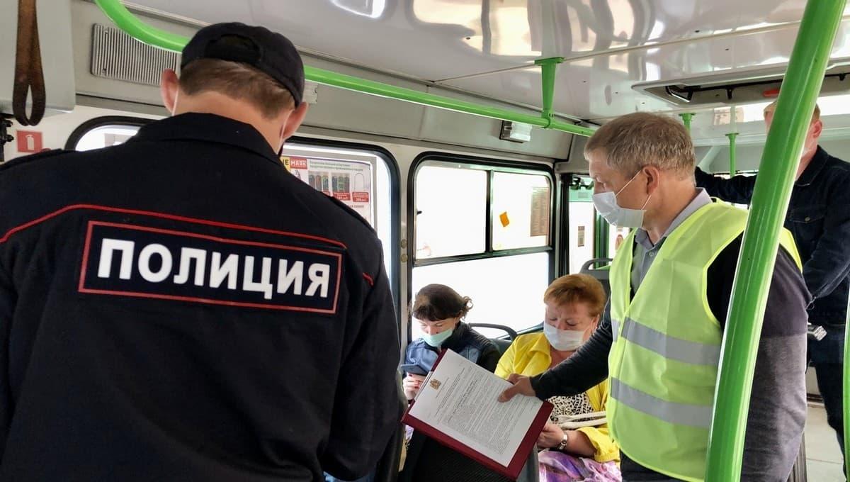 В Подмосковье начались внезапные массовые проверки пассажиров