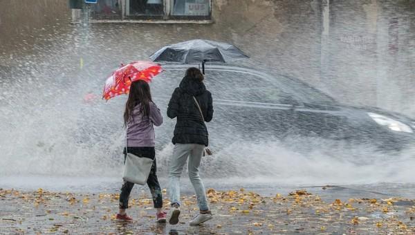За два дня на Подмосковье выльется половина сентябрьской нормы дождя