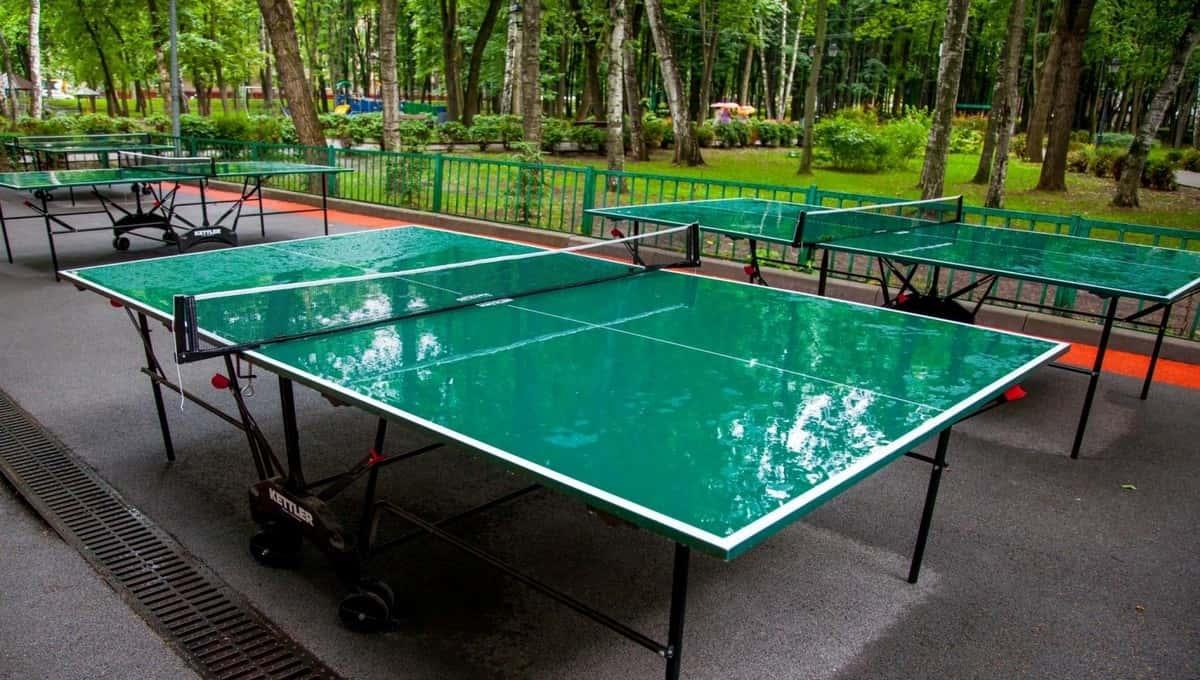 Серпухов закупает теннисные столы и прочие прибамбасы для парка
