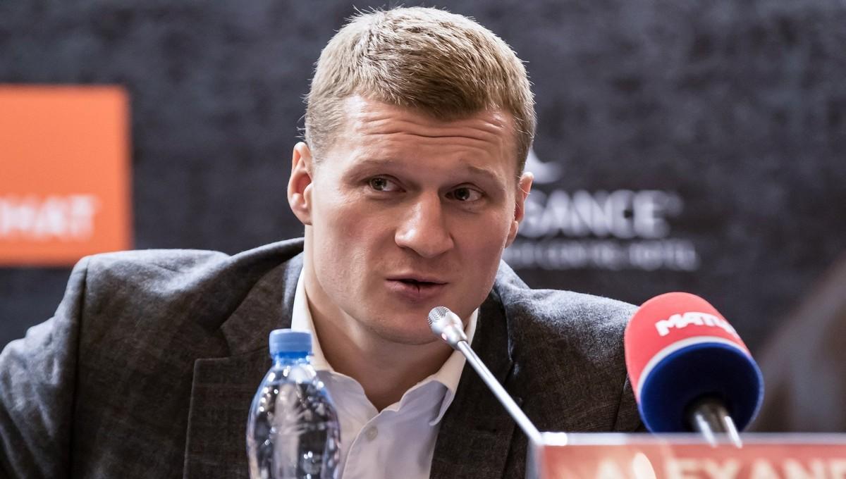 Боксер Александр Поветкин сделал судьбоносное заявление