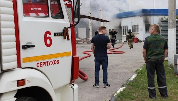 Суд вынес приговор по делу о взрыве на АЗС в Серпухове