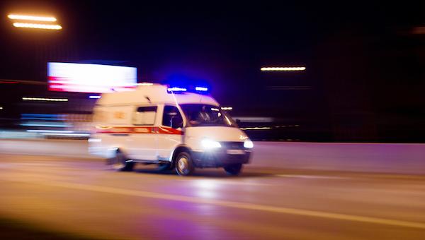 На трассе под Серпуховом погиб мужчина