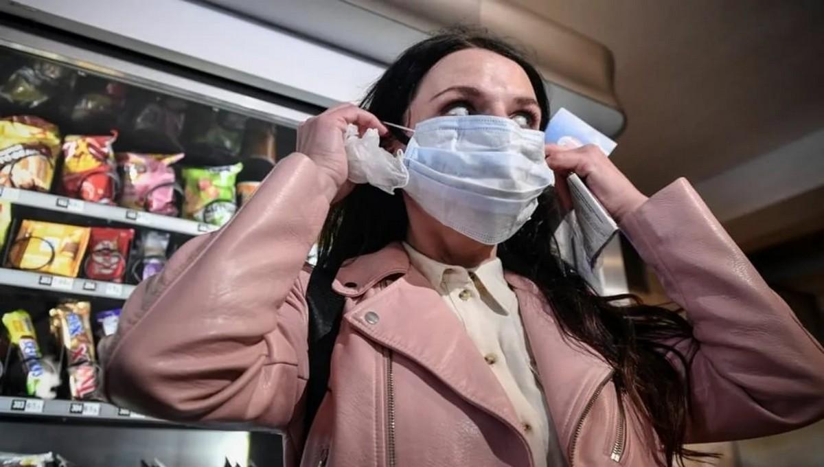 Штраф до 30 тысяч рублей утвержден в Подмосковье за отсутствие маски