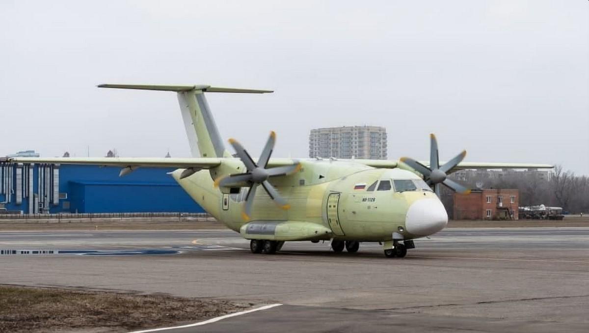 Что известно о разбившемся самолете ИЛ-112в?