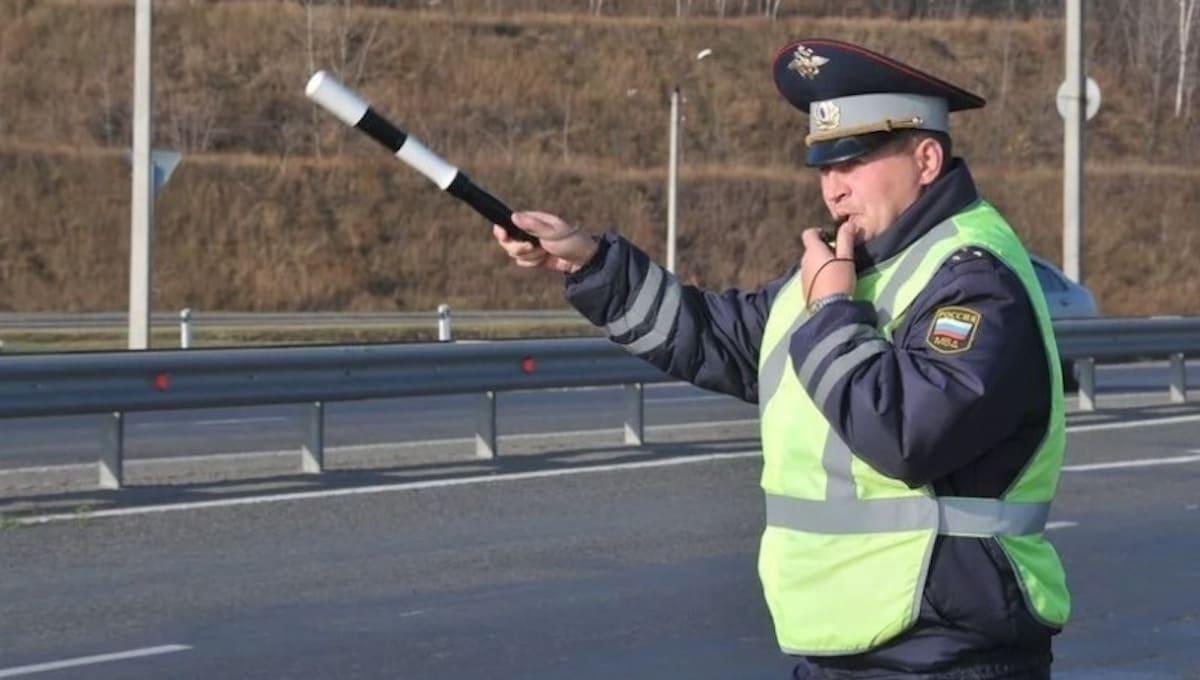 В Подмосковье начались тотальные проверки на дорогах