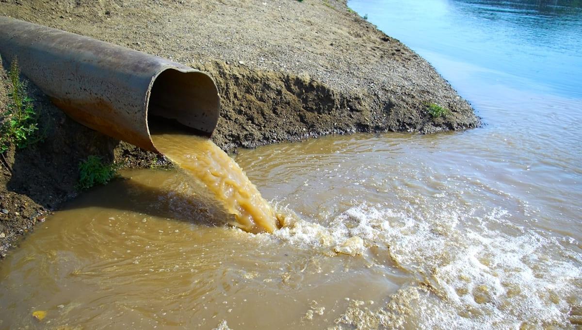 В Подмосковье коммунальщики сливали в Протву грязную воду из унитазов