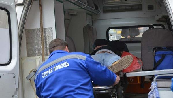 На одном из складов Серпухова погиб рабочий