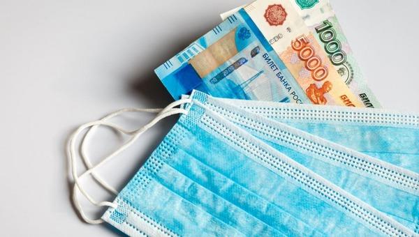 У бизнесмена из Серпухова увели медицинских масок почти на 10 миллионов