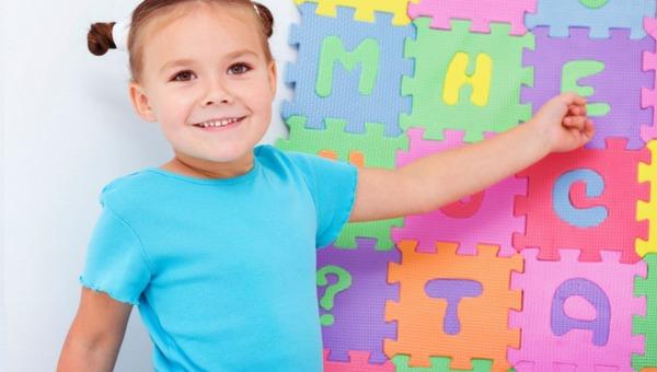 Учим алфавит с ребёнком за короткий срок