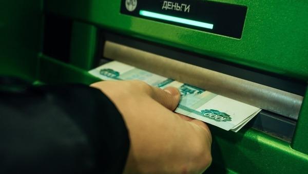 Как снять деньги с чужой карты?