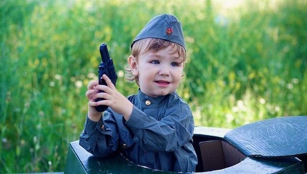 В регионе России детей решили привлечь к участию в мероприятиях ко Дню Победы