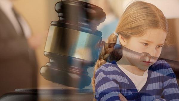 В России шестилетний ребенок предстанет перед судом
