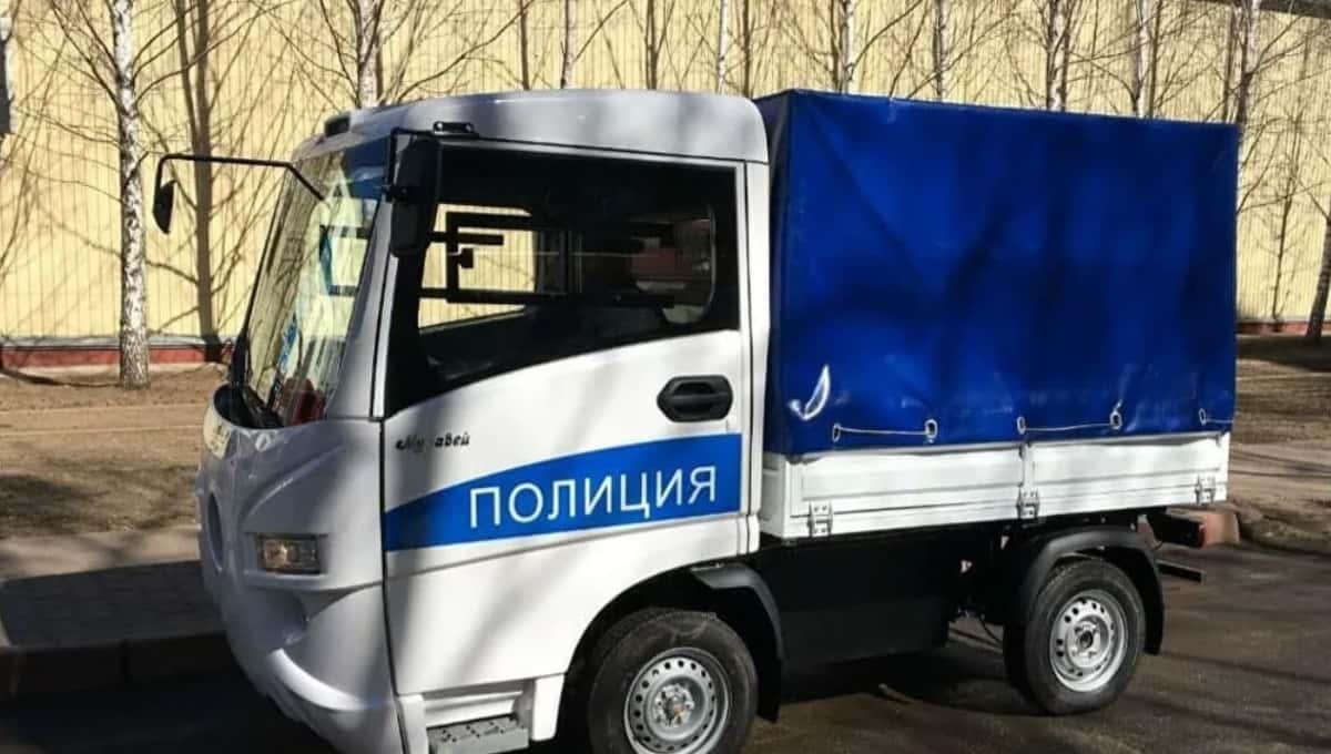 В российском городе-герое разрабатывают экологичные… автозаки