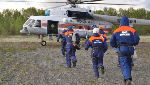 Разбившийся на Камчатке вертолет принадлежал депутату, сознавшемуся в убийстве