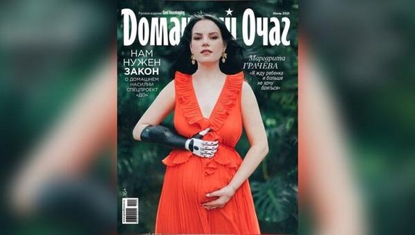 Рита Грачева появится на обложке одного из популярных журналов