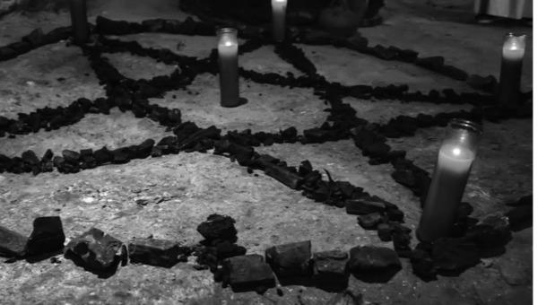 Стало известно, кто пал жертвой парочки сатанистов