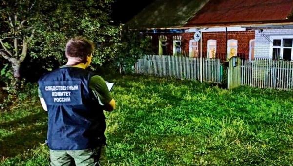 В Тульской области мужчина убил ребенка, сидевшего на руках у матери