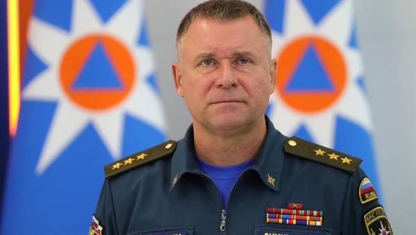 Трагически погиб глава МЧС России Зиничев