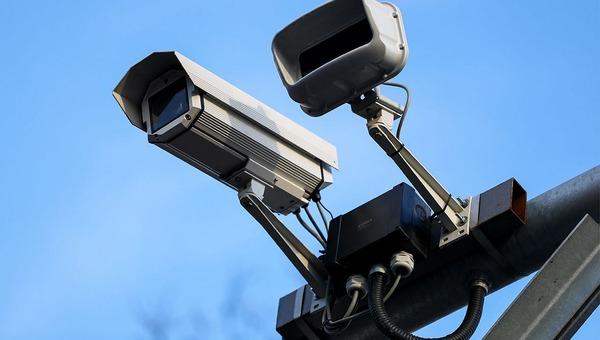 В столице появились новые видеокамеры