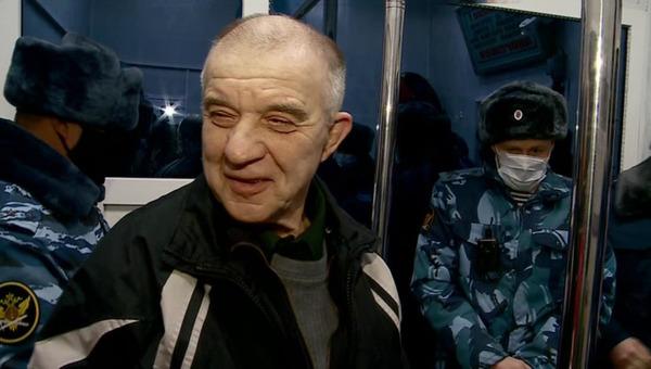 Маньяк, освободившийся из тюрьмы, поехал в Москву