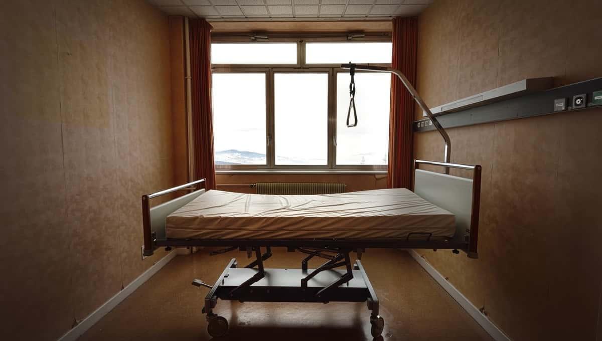 В подмосковном пансионате для престарелых погибла постоялица