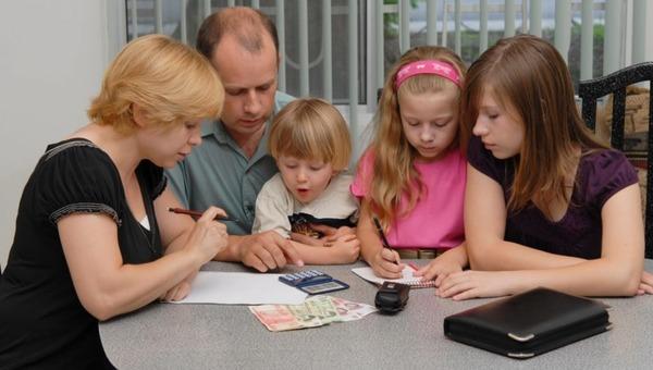 Сколько родители тратят на образование своих чад?