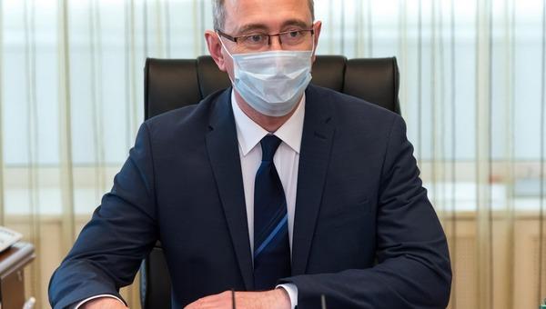 Калужский губернатор госпитализирован с коронавирусом