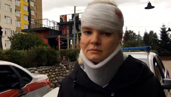Девушку, пострадавшую в «бешеном» лифте, обвинили в постановке