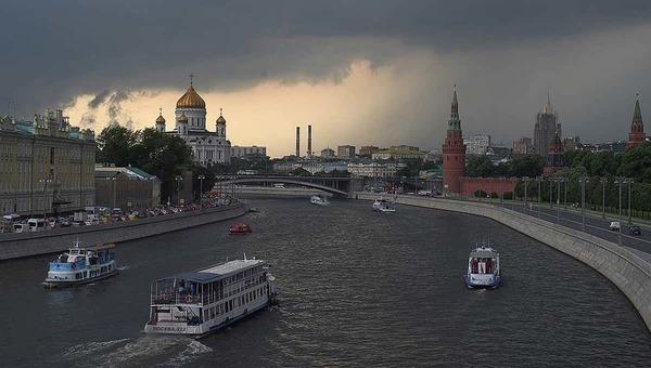 В ближайшие дни в столичном регионе ожидаются «температурные выбоины»