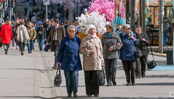 Главный подарок к 8 Марта коснется пожилых россиян