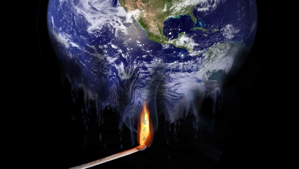 Климат в России меняется быстрее, чем в мире