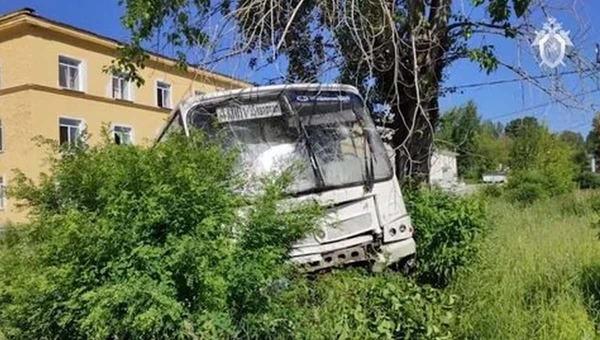 6 человек погибли из-за наезда автобуса на остановку