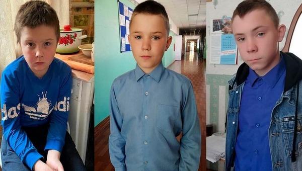 Под Тулой развернули поиски трех детей