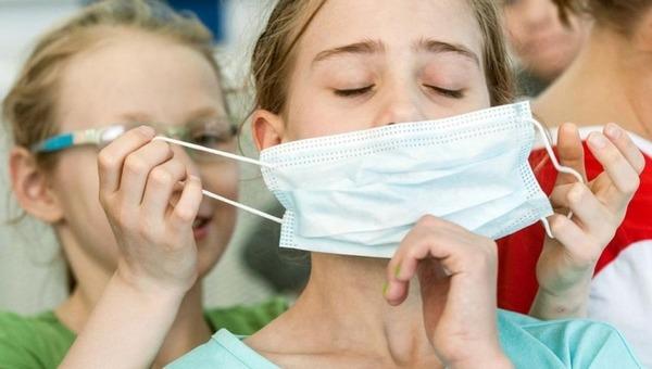 «Дети должны носить маски в общественных местах»