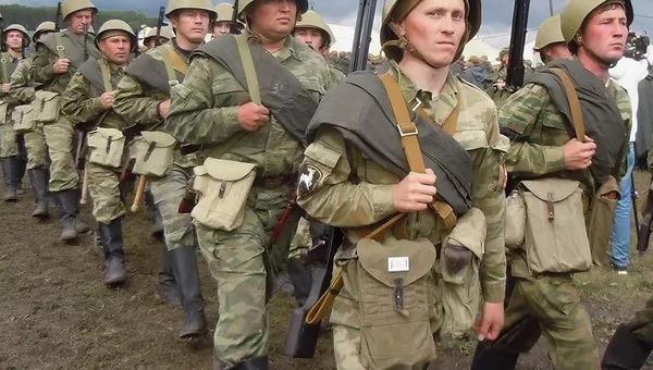 В России начались военные сборы