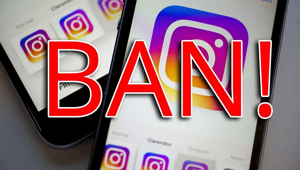 В каких случаях можно получить бан в Instagram и как из-под него выйти?