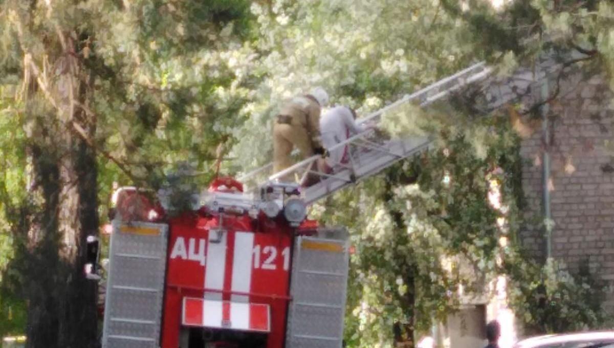 В Протвино из-за аквариума вспыхнула квартира