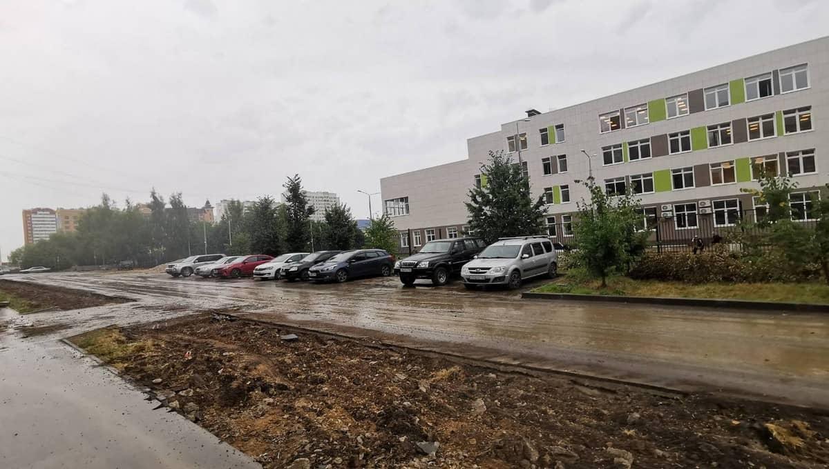 В Серпухове появится сквозной проезд в «школьном» квартале