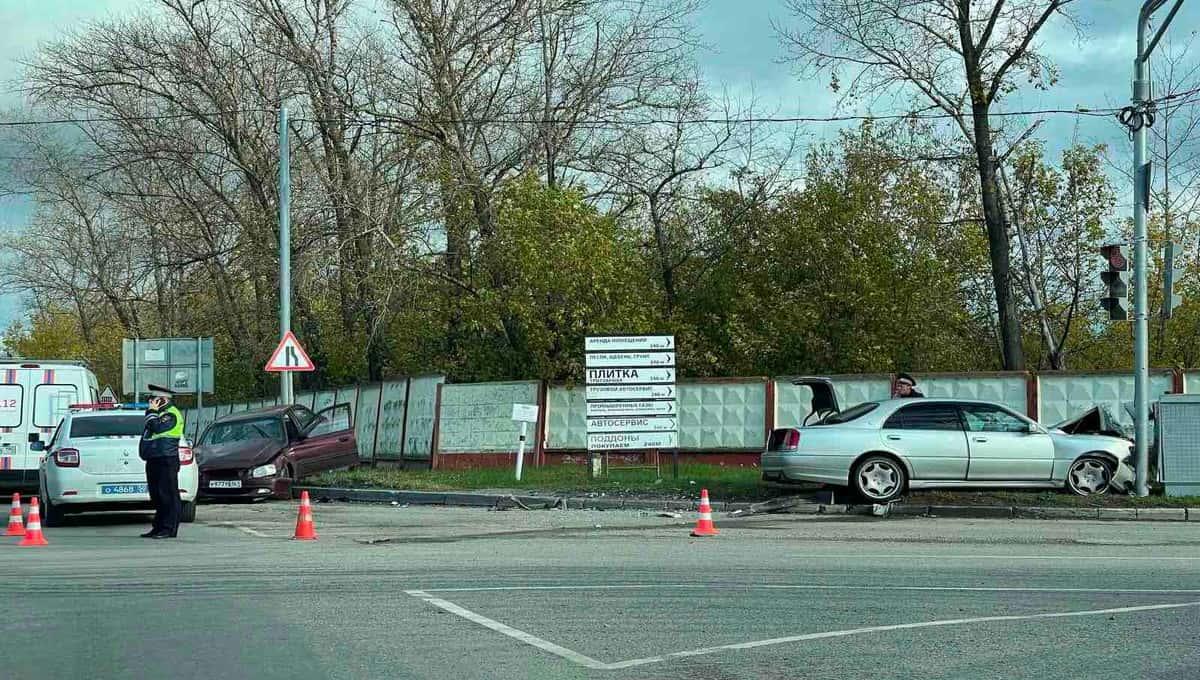В Серпухове произошло ДТП с одним трупом