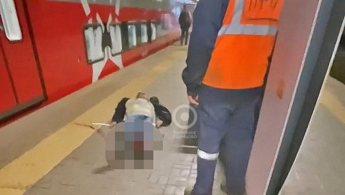 В Подмосковье мужчина оступился на платформе и остался без части тела