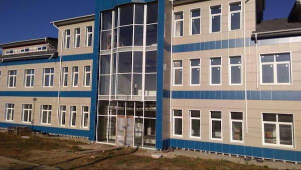На окраине Серпухова завершилось строительство нового предприятия