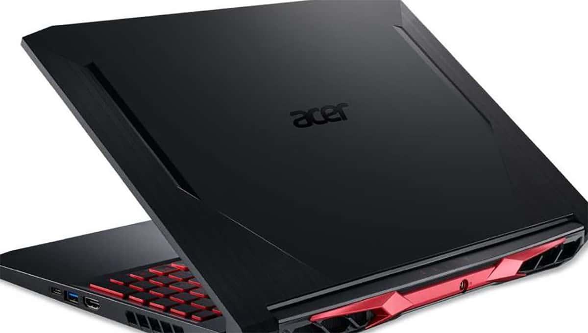 Каким должен быть ноутбук для игр на примере техники Acer