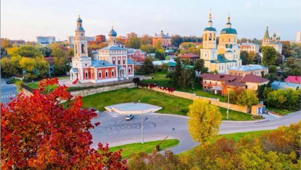 Более полумиллиона туристов посетили Серпухов с начала года