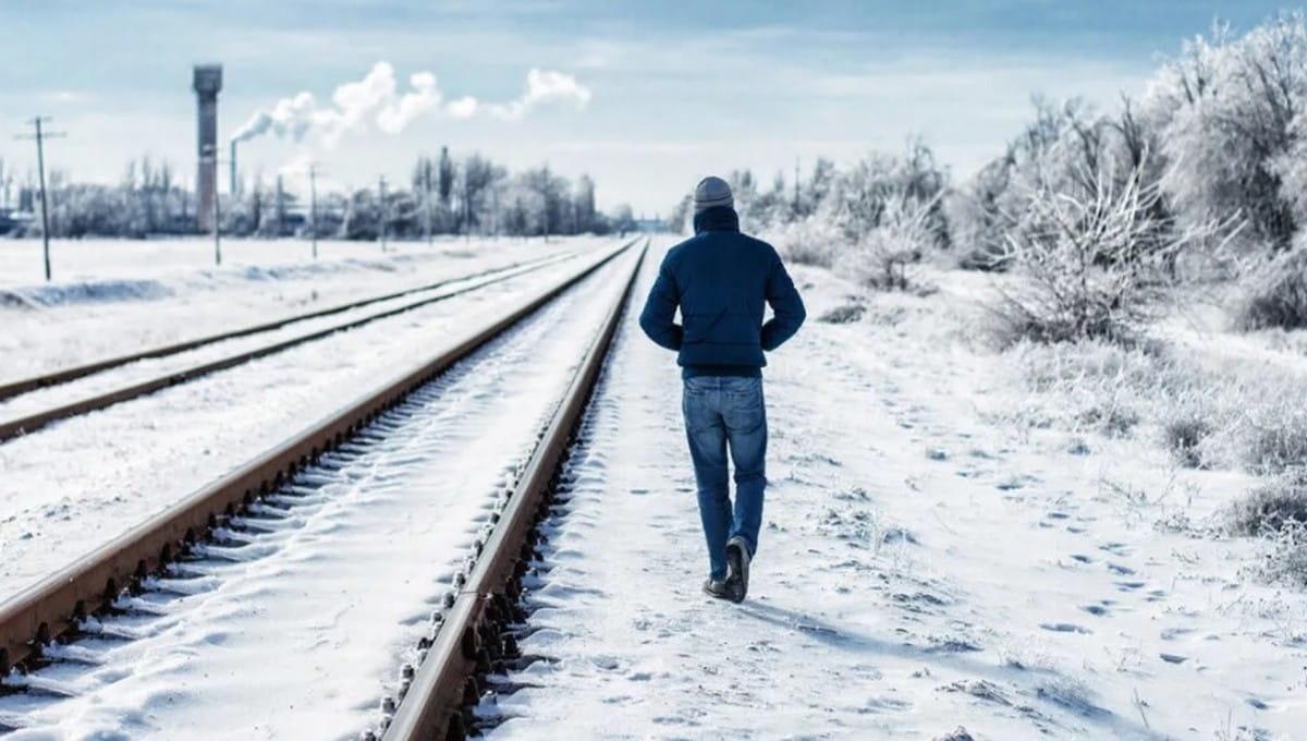 В Московской области запретят ходить вдоль железных дорог