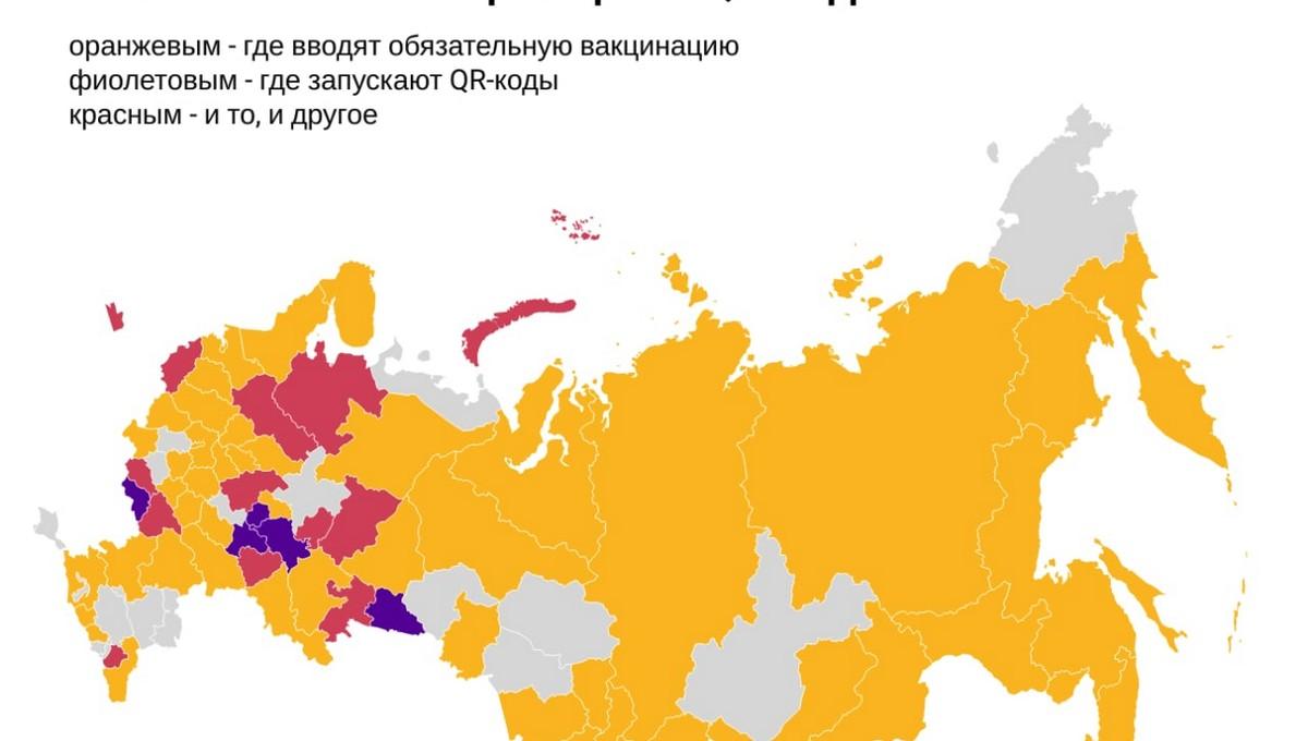 Россия — на первом месте по смертности от COVID-19