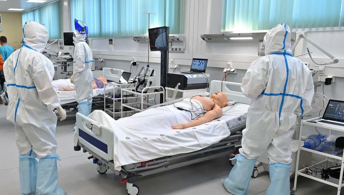 В России обнаружен еще один штамм коронавируса
