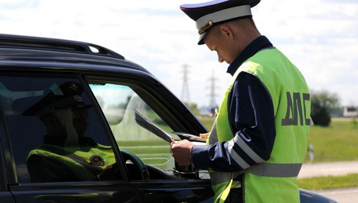На дорогах в Подмосковье начались массовые проверки водителей