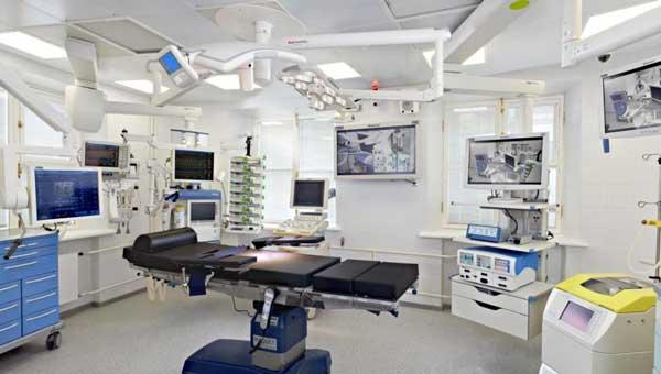 Комплектация медицинским оборудованием «под ключ»